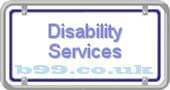 disability-services.b99.co.uk